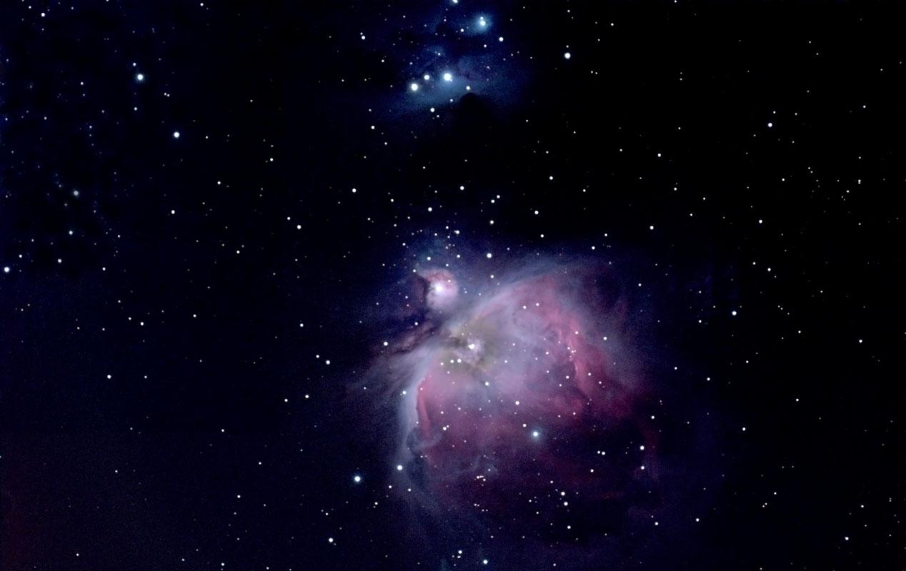 nebula wallpaper phone